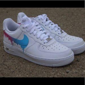 Nike Air Force 1's Custom